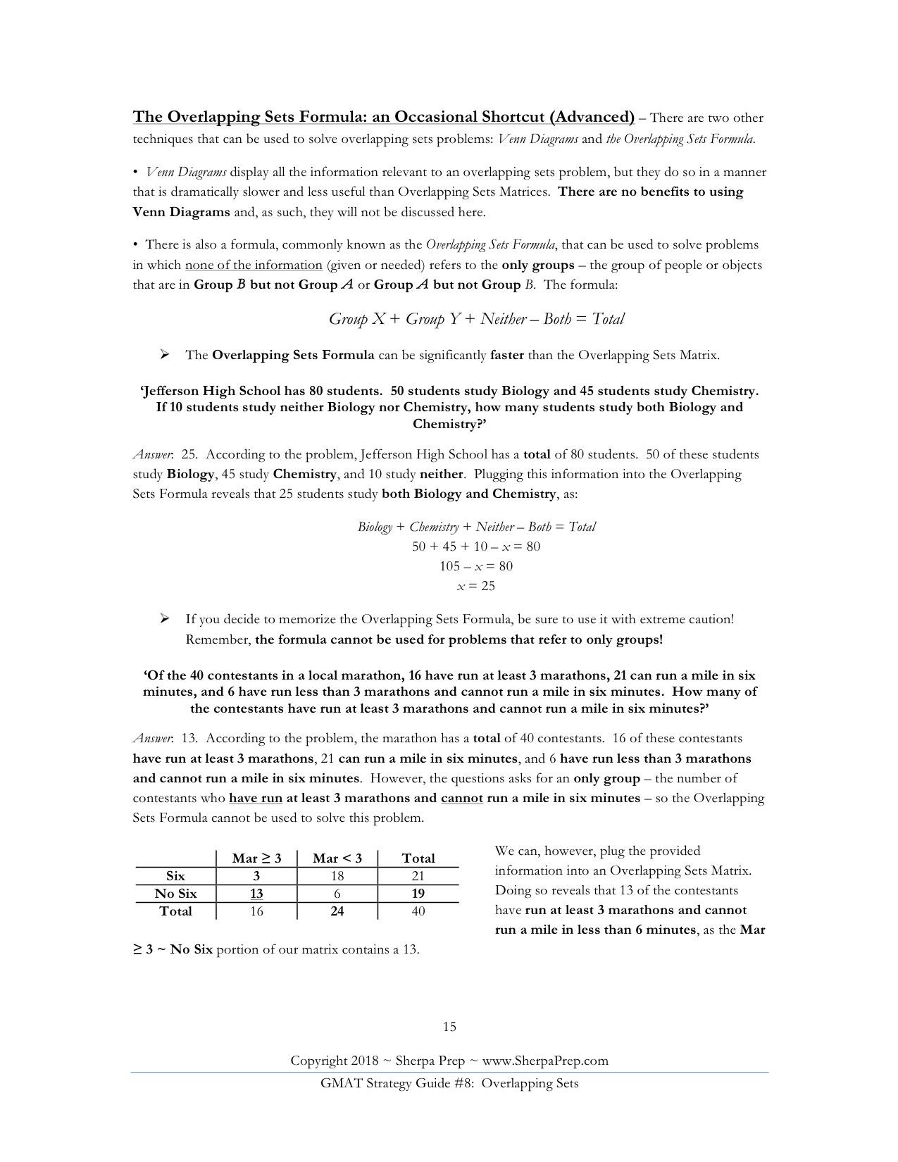 Sample Lesson 15