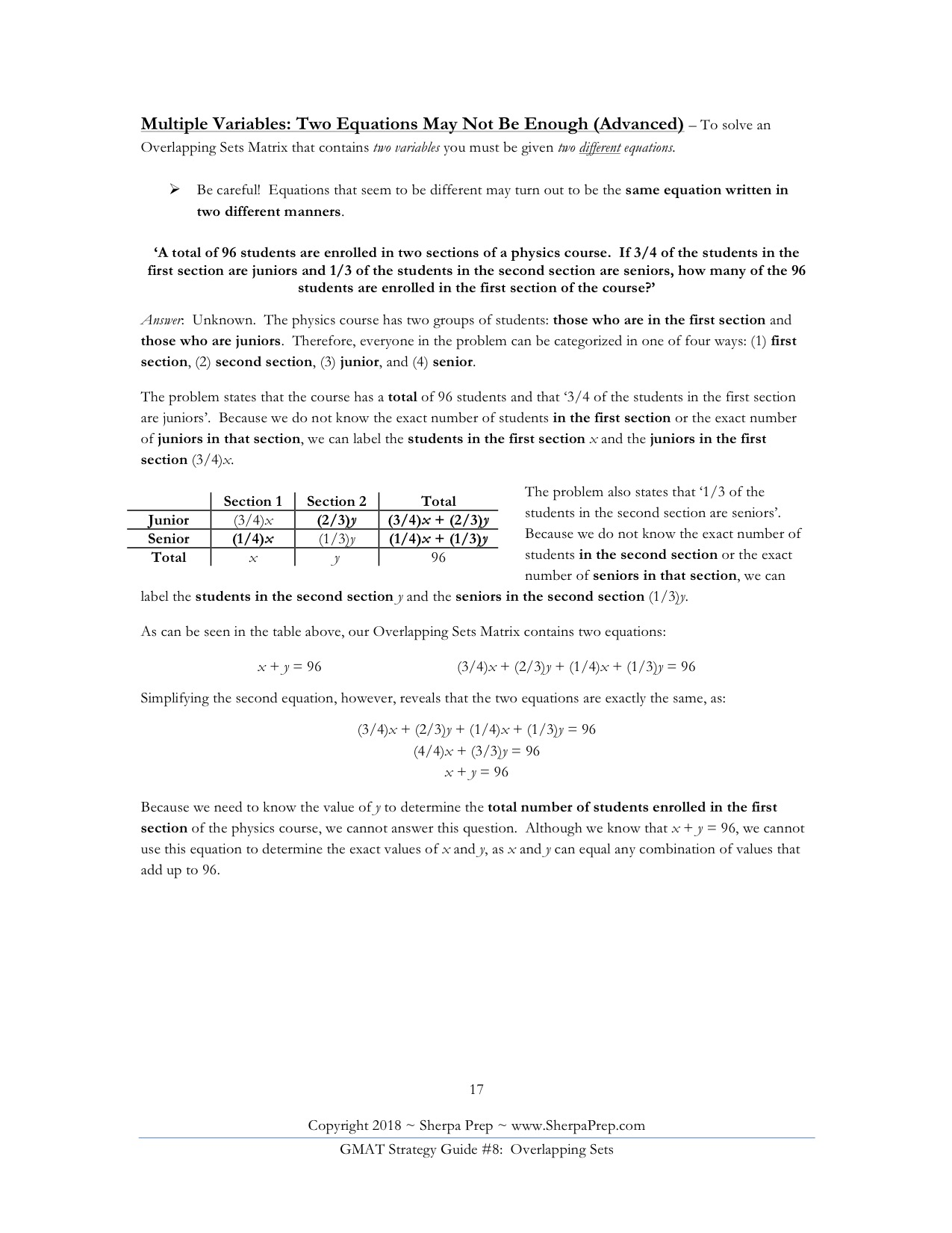 Sample Lesson 17